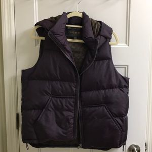 Coach puffy Vest